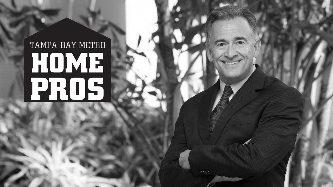 Gary Schaaf is featured in Tampa Bay Metro Home Pros Section