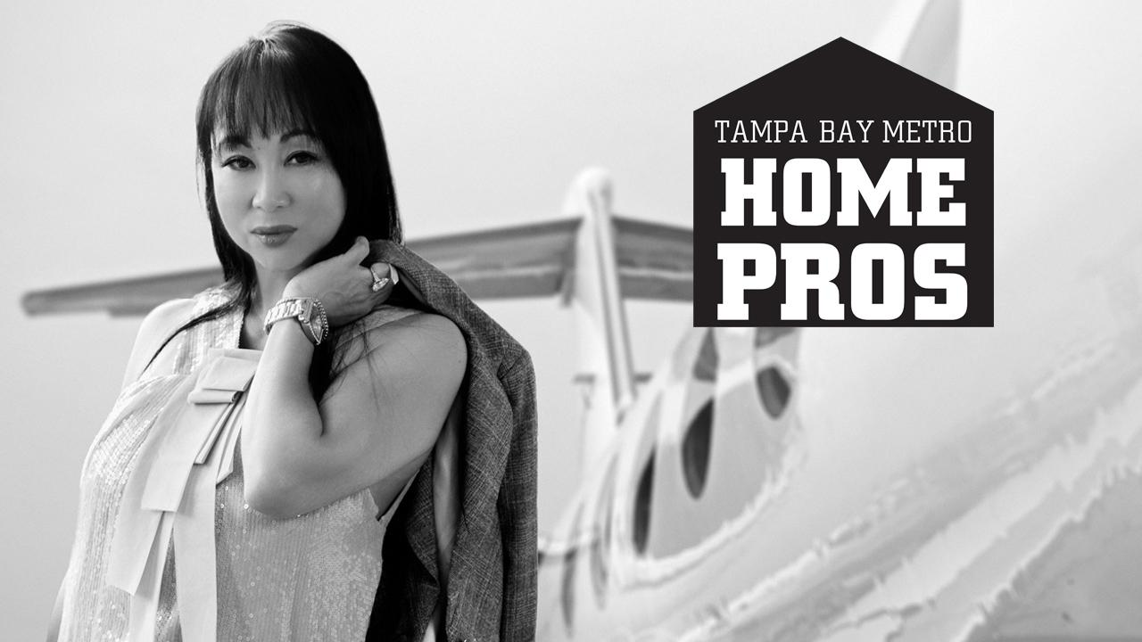 Josephine Schaaf is featured in Tampa Bay Metro Home Pros Section