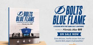 Bolts Blue Flame Cookbook
