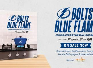Bolts Blue Flame Cookbook