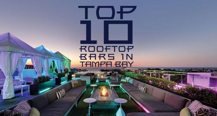 The Canopy Rooftop Lounge