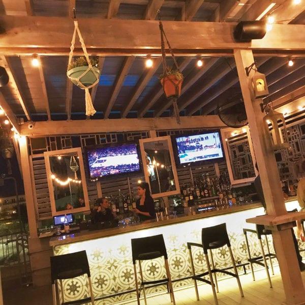 Mole Y Abuela Rooftop Bar