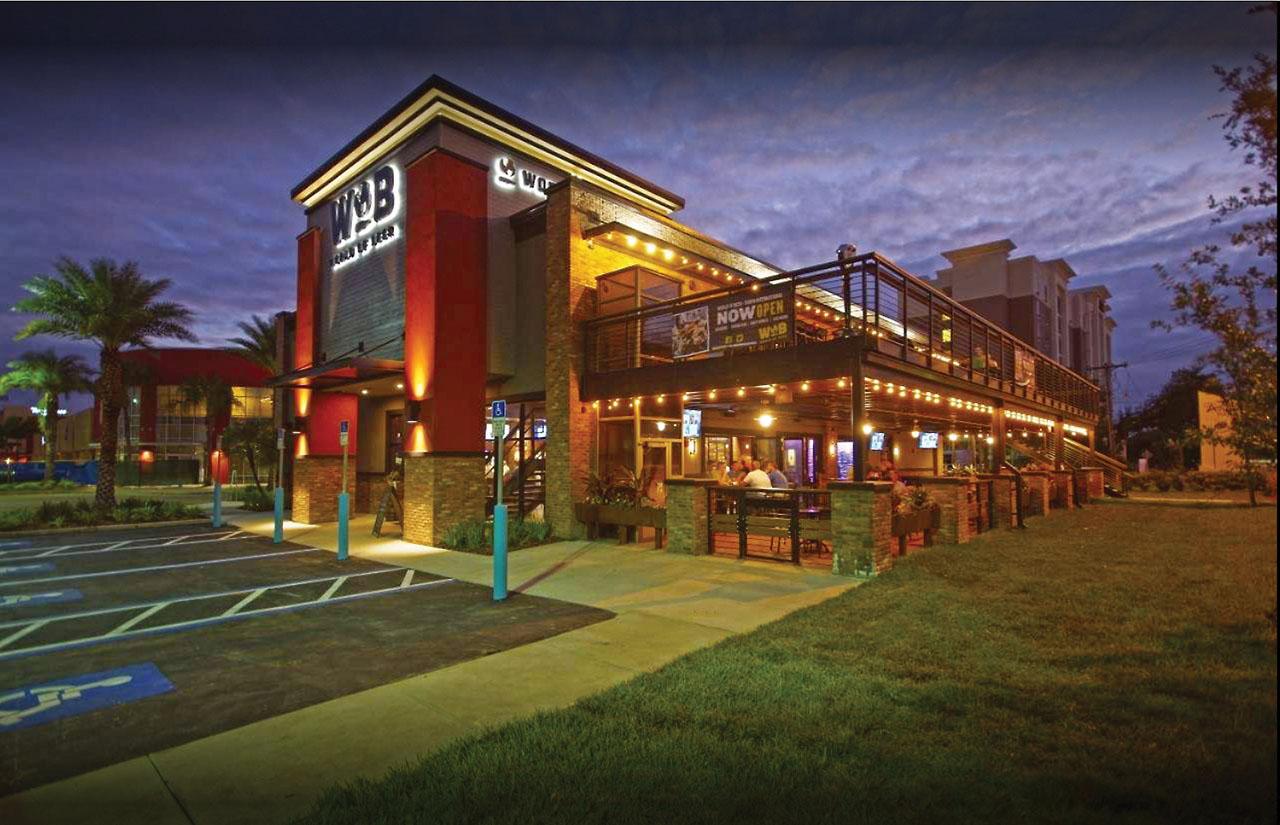 Top Ten Best List of Rooftop Bars In Tampa Bay