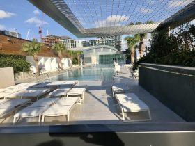 JW Marriott Tampa pool