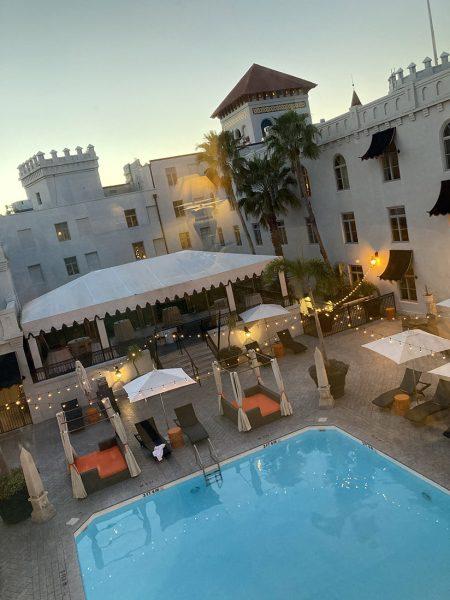 The Pool at Casa Monica Resort & Spa