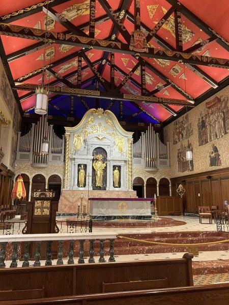 St. Basilica Catholic Church