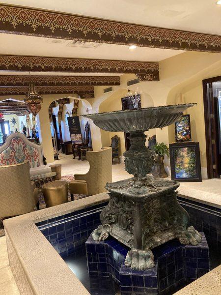Casa Monica Resort & Spa Lobby