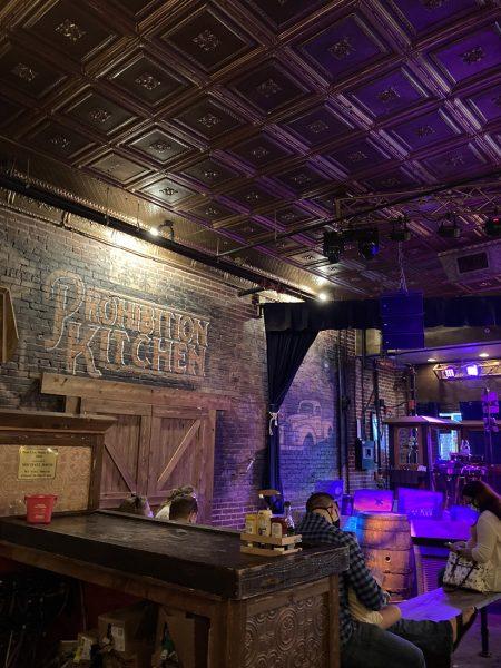Prohibition Kitchen