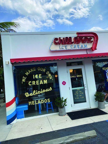 Chill Bros. Ice Cream