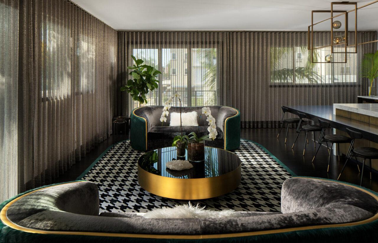 Rob Bowen Residence - Living Room