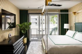 Rob Bowen Residence - Master Bedroom - Two