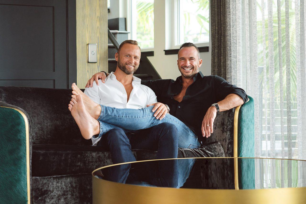 Jason Teabout & Rob Bowen